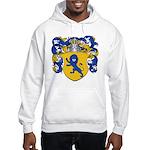 Van Geel Coat of Arms Hooded Sweatshirt