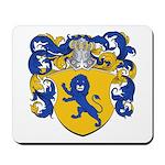 Van Geel Coat of Arms Mousepad