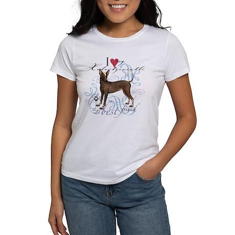 Xoloitzcuintli Women's T-Shirt