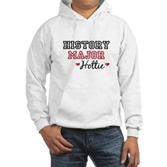 History Major Hottie Hooded Sweatshirt