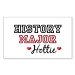 History Major Hottie Rectangle Sticker 10 pk)