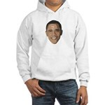 Obama Picture Hooded Sweatshirt
