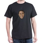 Obama Picture Dark T-Shirt