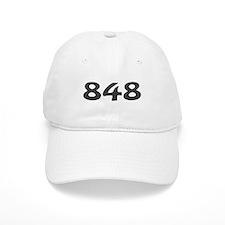 848 Area Code Baseball Baseball Cap