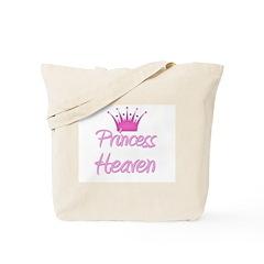 Princess Heaven Tote Bag