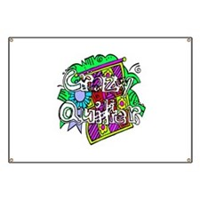 Crazy Quilter Banner