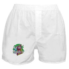 Crazy Quilter Boxer Shorts