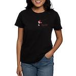 Twilight I Love Vampires Women's Dark T-Shirt