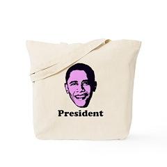 President Obama Tote Bag