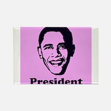 President Obama Rectangle Magnet
