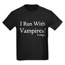 I Run With Vampires T