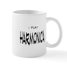 I Play Harmonica Mug