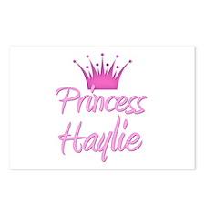 Princess Haylie Postcards (Package of 8)