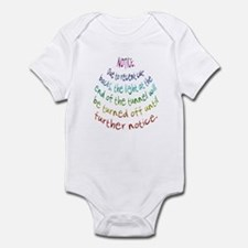 Notice Infant Bodysuit