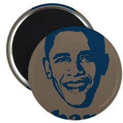 """Obama Picture 2.25"""" Magnet (100 pack)"""