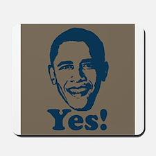 Yes! Mousepad