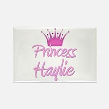 Princess Haylie Rectangle Magnet