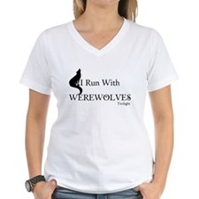Twilight I Run With Werewolves Shirt