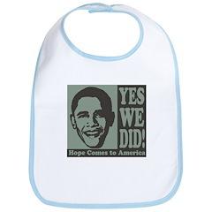 Yes We Did! Bib