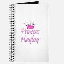 Princess Hayley Journal