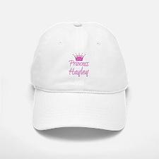 Princess Hayley Baseball Baseball Cap
