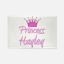 Princess Hayley Rectangle Magnet