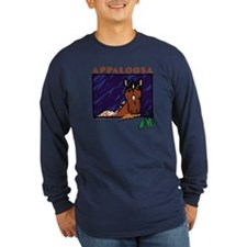 Appaloosa Horse T