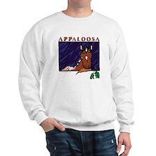Appaloosa Horse Sweatshirt