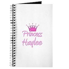 Princess Haylee Journal