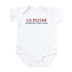 Half Fijian Infant Bodysuit