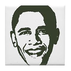 Obama Picture Tile Coaster