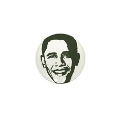 Obama Picture Mini Button (100 pack)