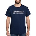 Half Cambodian Dark T-Shirt