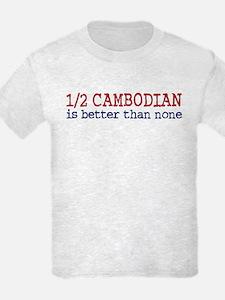 Half Cambodian T-Shirt