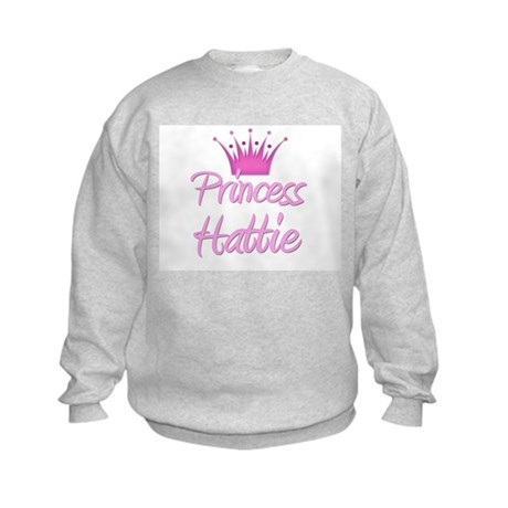 Princess Hattie Kids Sweatshirt