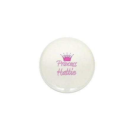 Princess Hattie Mini Button (10 pack)