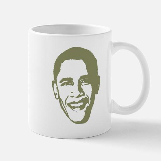 Barack Obama Picture Mug