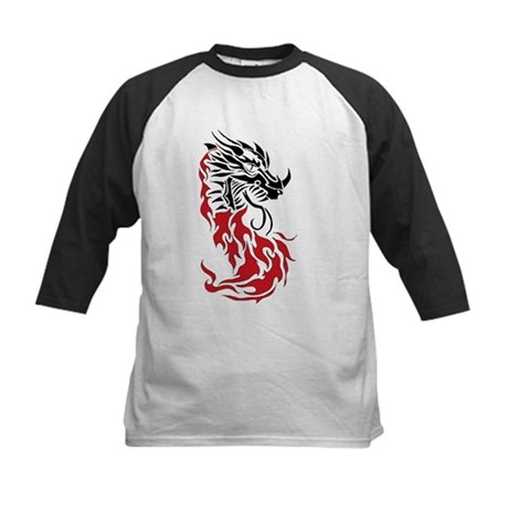Dragonfire II Kids Baseball Jersey