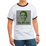 Yes We Did! Ringer T