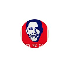 Yes We Can! Mini Button (10 pack)