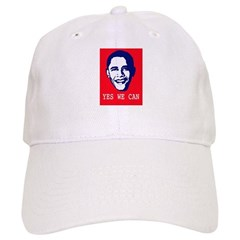 Yes We Can! Baseball Cap