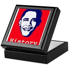 History Keepsake Box