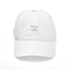 Fitness Chick Baseball Cap