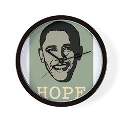 Hope! Wall Clock