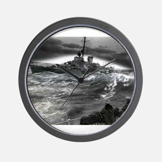 Unique Coast guard Wall Clock