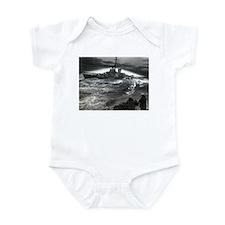 Unique World war 2 veteran Infant Bodysuit