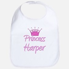 Princess Harper Bib