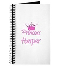 Princess Harper Journal