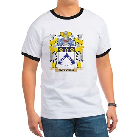 Mctavish Coat of Arms - Family Crest T-Shirt