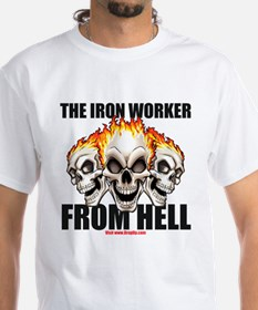 Iron Worker From Hell Shirt